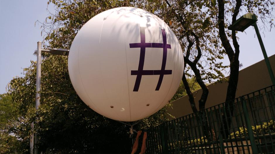 8d28d58d1e Fabrica de Bola Show Inflável - 3D Mídia Balões - (11) 2458-8080